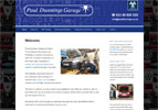 Paul Dunnings Garage wanted to update their website and add an online MOT reservation form. Built using WordPress for ease of maintenance.