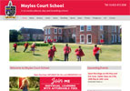 Moyles Court School needed to refresh the look of their website and replace an outdated content management system