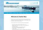 Specialist maritime consultants Charter Wise wanted to improve their search engine position and have a website which they could update themselves